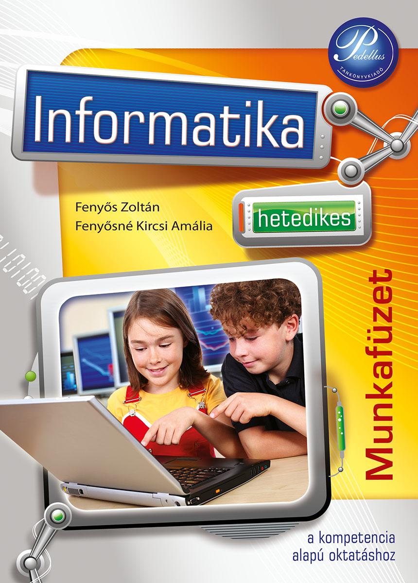 Hetedikes informatika munkafüzet