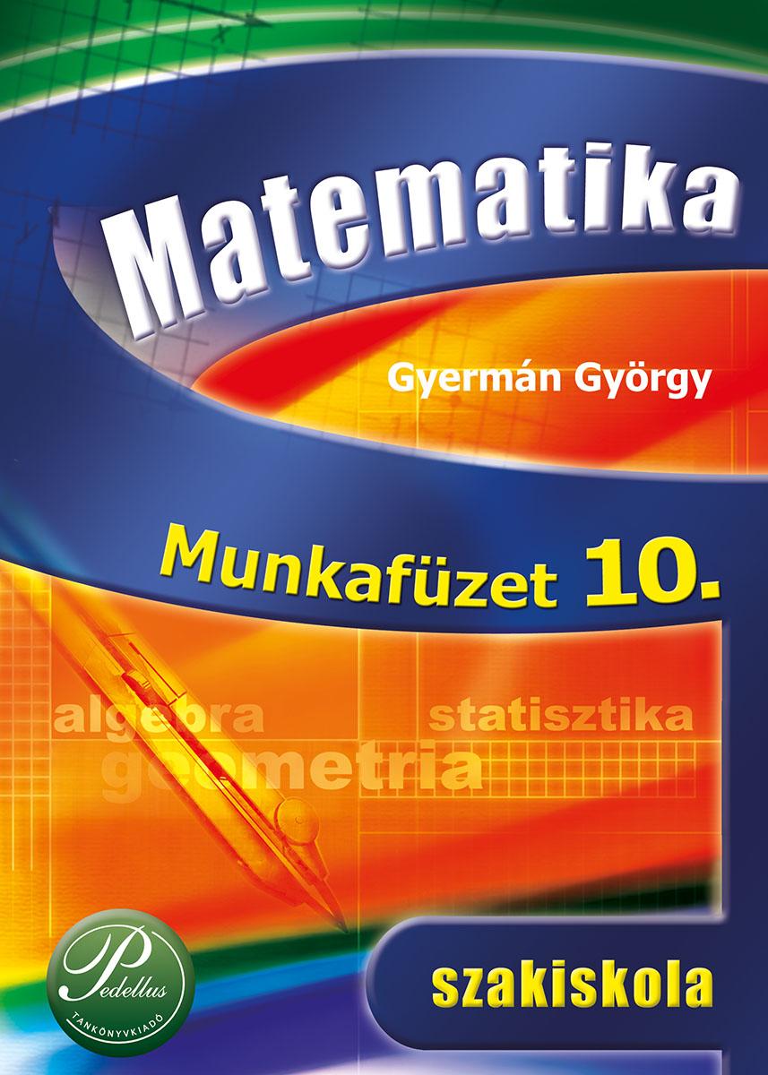 Matematika 10. munkafüzet