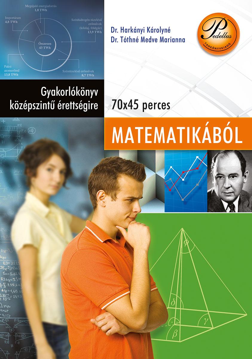 Gyakorlókönyv középszintű érettségire matematikából