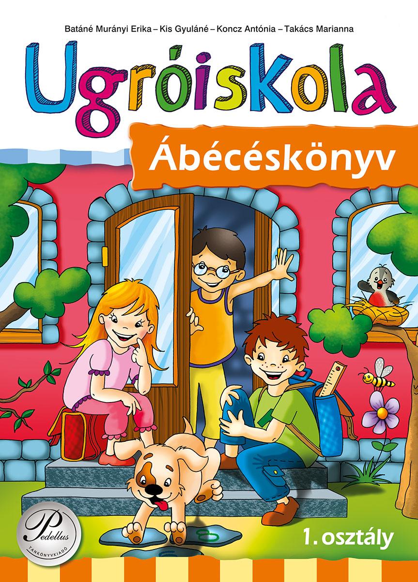 Ugróiskola - Ábécéskönyv