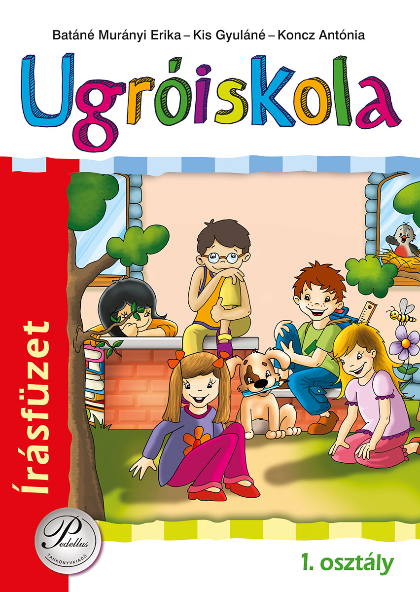 Ugróiskola - Írásfüzet 1.