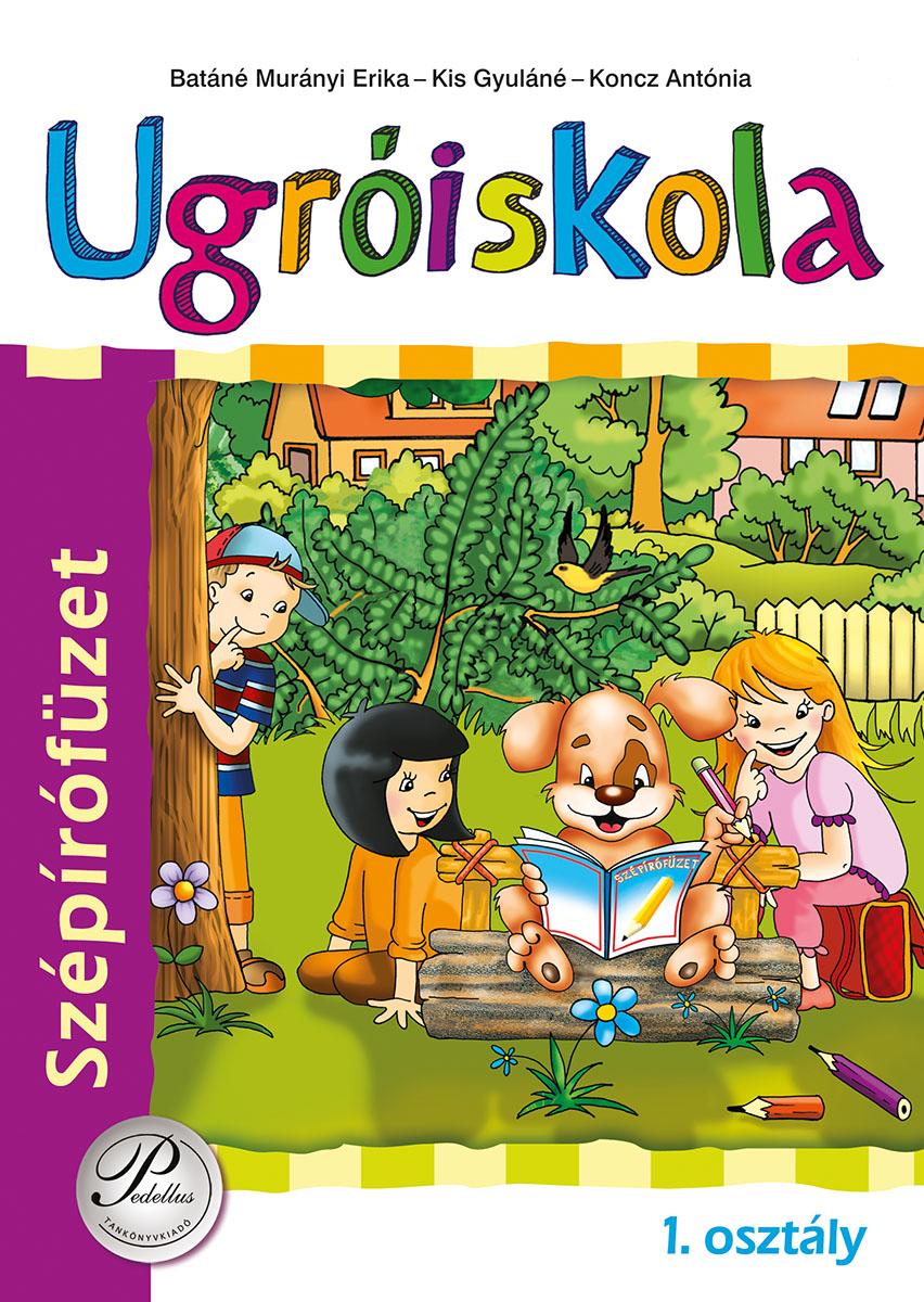 Ugróiskola - Szépírófüzet 1.
