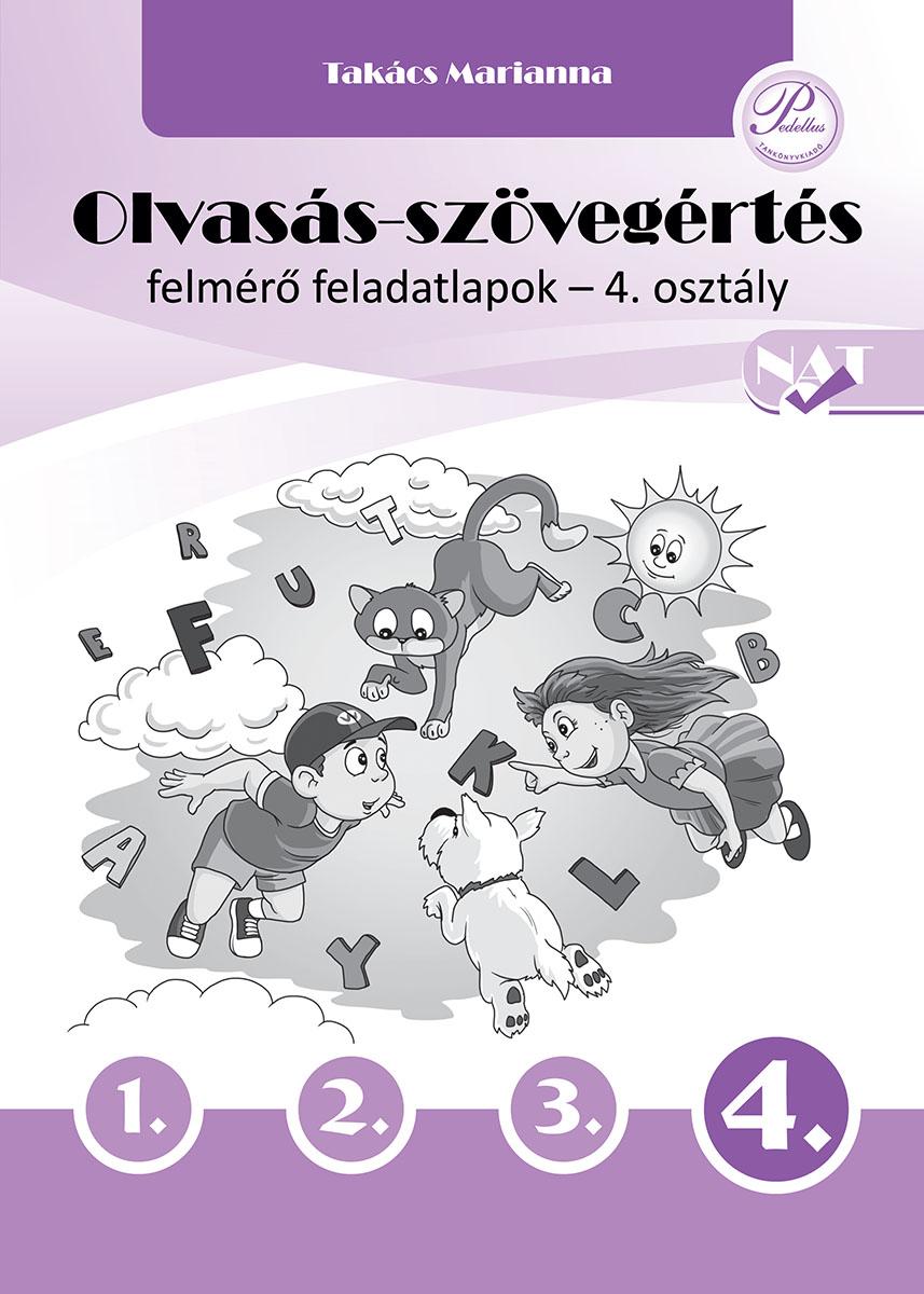 Olvasás-szövegértés felmérő feladatlapok 4. osztály