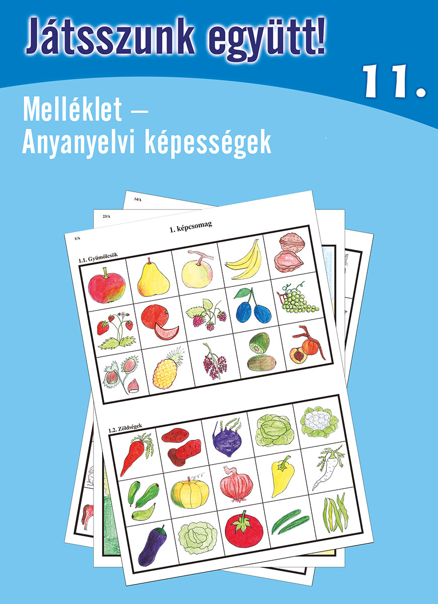 Melléklet - Anyanyelvi képességek
